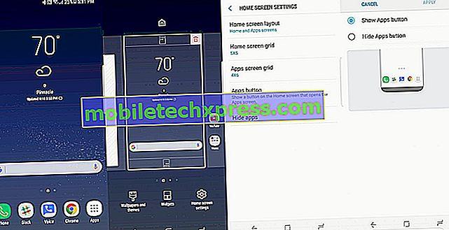 Kako ponastaviti zamrznjeno Samsung Galaxy Note 8 (enostavni koraki)