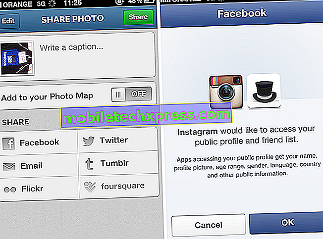 Instagram varnostna vrzel omogoča napadalcem, da izbrišete fotografije in prevzamejo račune