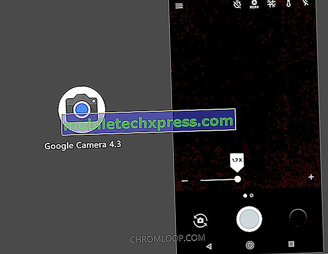 Google Kamera oppdatert til versjon 2.5