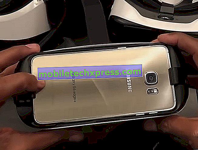 """Opravit chybu Samsung Galaxy S6 Edge Plus """"Bohužel se kontakty zastavily"""" [Průvodce řešením problémů]"""