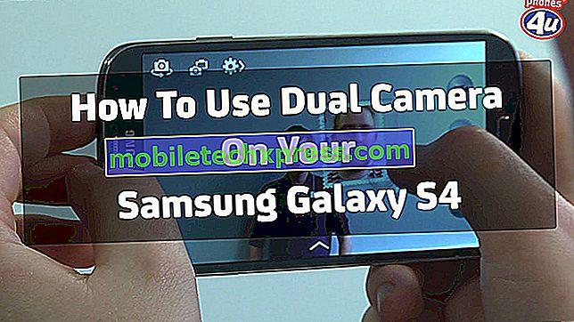 كيف لاصلاح Samsung Galaxy S4 Camera غير العمل بشكل صحيح