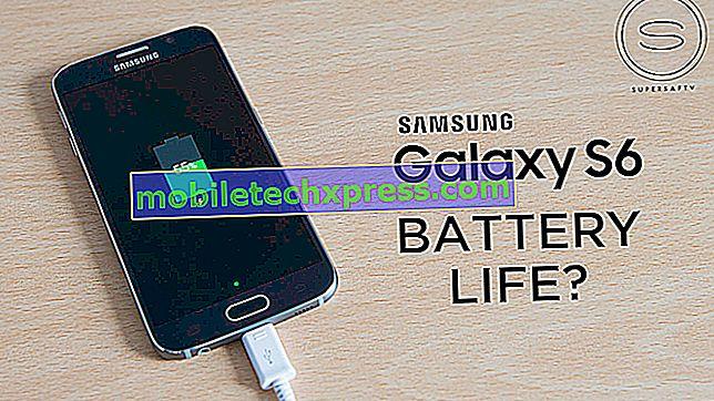 Samsung Galaxy S6 mest almindelige problemer, fejl, glitches og hvordan man løser dem