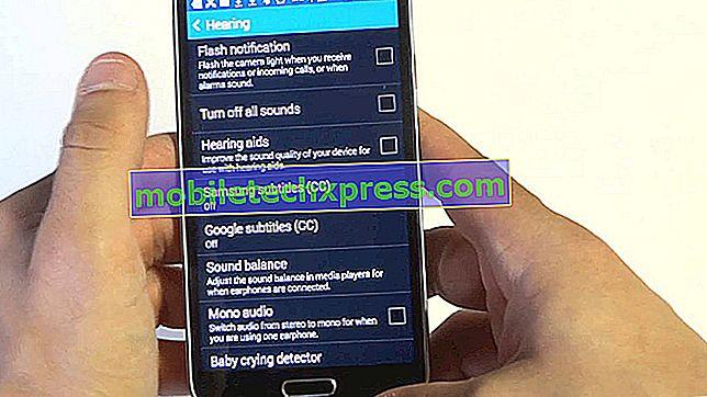 Samsung Galaxy S4 Kamera Flash Fungerer ikke [Slik løser du]