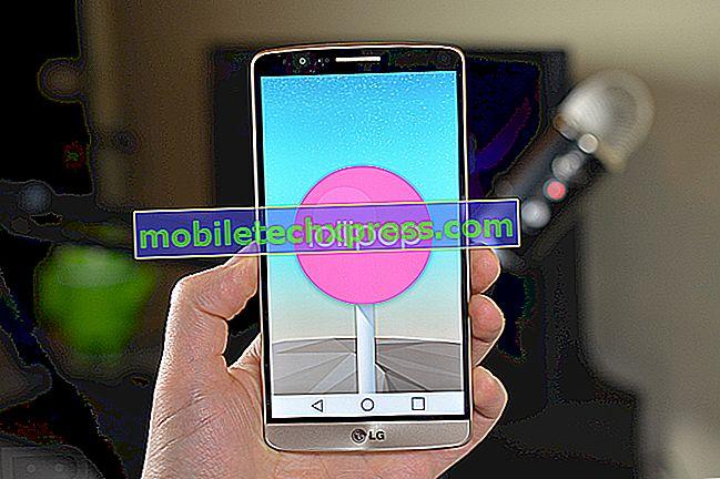 AT&T LG G3 obtiene la actualización de Android 5.0.1