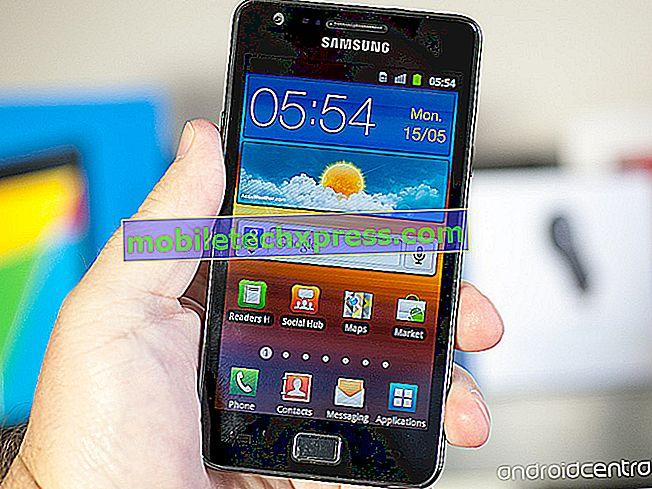 Samsung Galaxy S4 Gallery non è in grado di trovare immagini e video ma vengono visualizzati in I miei file