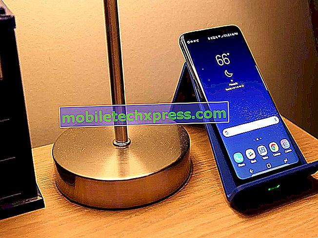Samsung Galaxy Note 8 não cobra 100% e outros problemas relacionados