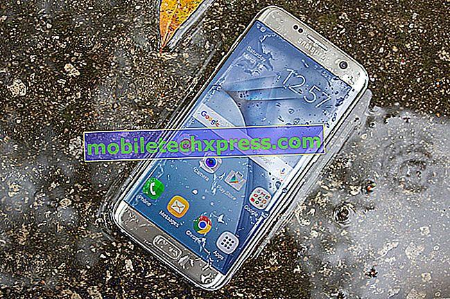 Comment réparer un Galaxy S7 endommagé par l'eau ou mouillé, autres problèmes