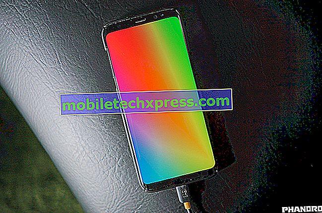 Şarj olurken siyaha dönüşen Galaxy S8 ekranı nasıl düzeltilir, ekran açılmaz