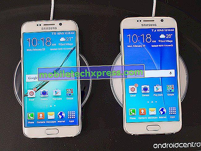 [Deal] Bezdrátová nabíječka pro hranu Galaxy S6 / S6 za cenu $ 18.99