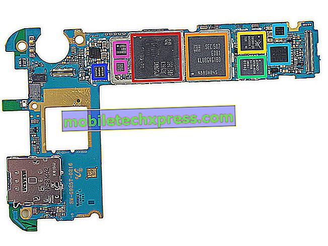 """Galaxy S6-Fehler """"USB-Gerät nicht erkannt"""", Probleme beim Aufladen der Stromversorgung"""