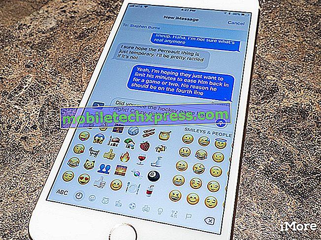 Galaxy S7 kann keine SMS senden (Fehler beim Senden der Nachricht, Überprüfen der Nachricht und erneutes Versuchen), andere Probleme