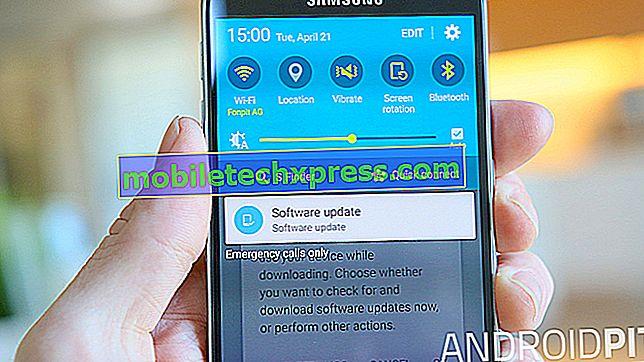 So führen Sie ein Software-Update für Samsung Galaxy A9 durch