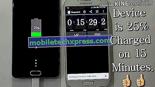 Löst Samsung Galaxy A5 laddas inte