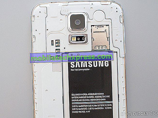 Enkle trinn på hvordan du setter inn eller fjerner SD-kort for Galaxy S9