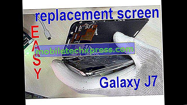 """Como corrigir """"Infelizmente, o serviço IMS parou"""" no Galaxy J7"""