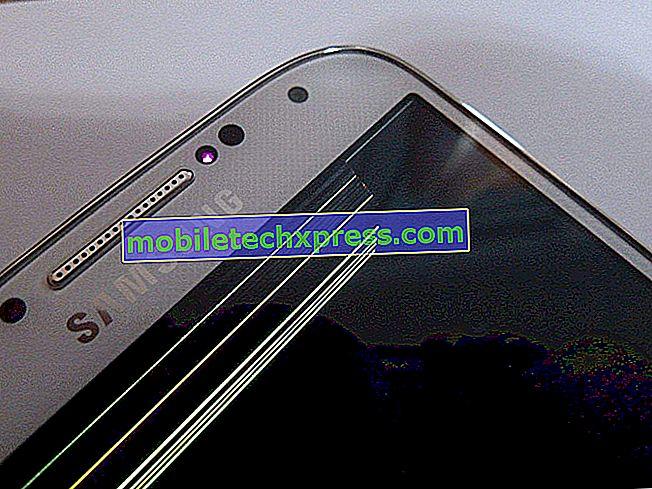 Problema de pantalla Galaxy S4 después de que el teléfono se mojó