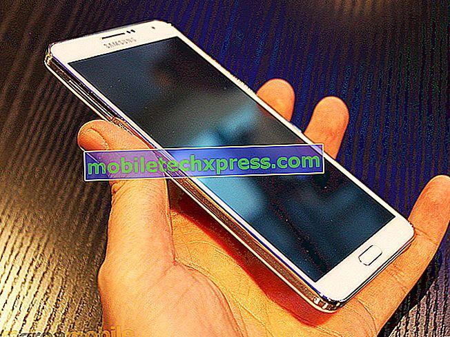 Samsung Galaxy Note 4 su Verizon ottiene un grande aggiornamento tramite Kies