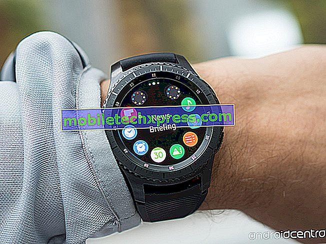 Samsung Gear S2 krijgt een update met acculevensduurverbeteringen