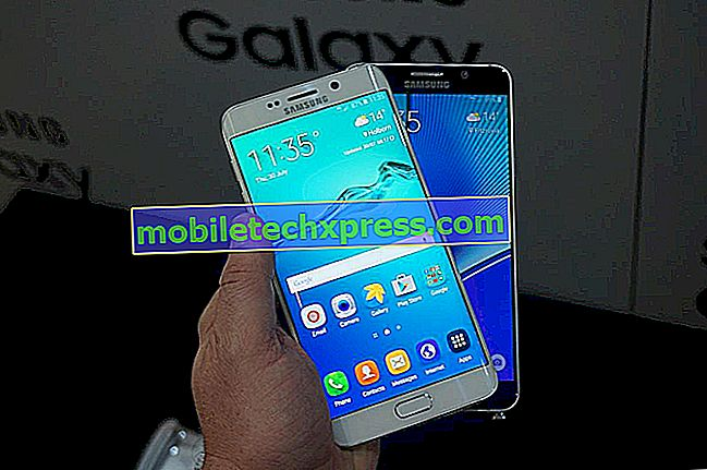 Scintillement de l'écran Samsung Galaxy S7 Edge et autres problèmes connexes
