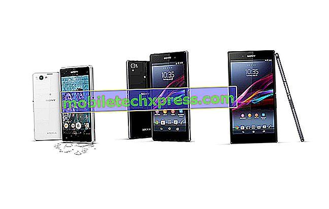 Mise à jour Android 5.1 pour Sony Xperia Z1, Z Ultra et Z1 Compact