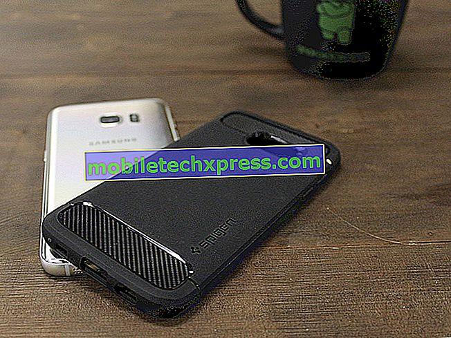 Jak udržet váš Galaxy S7 Edge v bezpečí |  skenováním pomocí antivirové aplikace