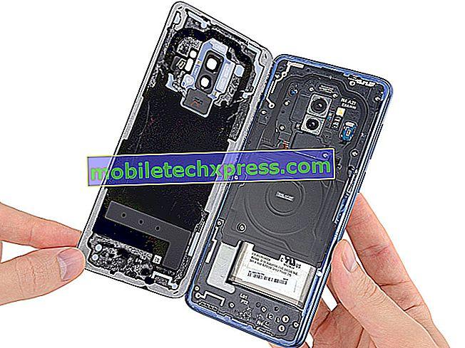 Jak opravit Samsung Galaxy S9 + restartuje sám