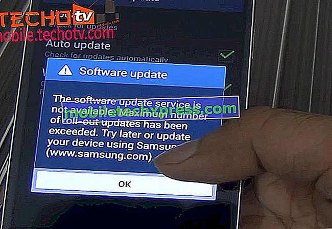 Samsung Galaxy S4 Problem po aktualizacji oprogramowania