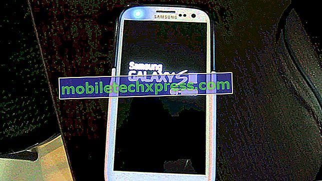 """Samsung Galaxy S3"" Deja, kontaktai sustabdė klaidos pranešimą"