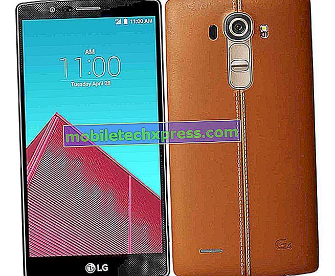 LG G4 dostává aktualizaci Android 6.0 Marshmallow v Jižní Koreji