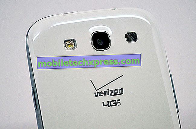 Verizon Galaxy S3 gebruikersproblemen en hoe ze te verhelpen