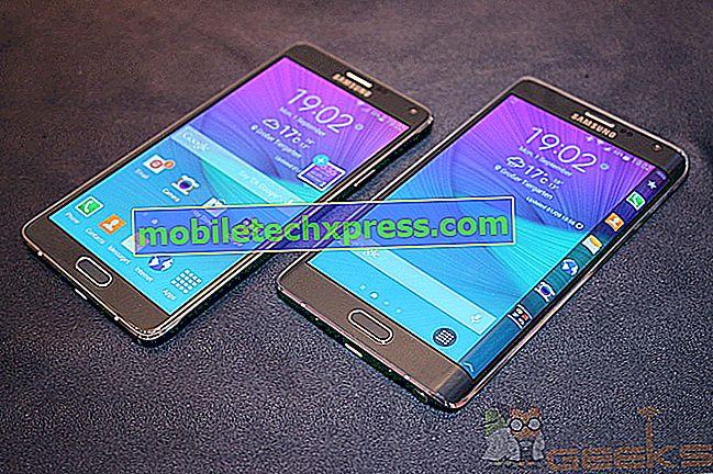 โซลูชั่นสำหรับปัญหาข้อมูลมือถือ Samsung Galaxy Note 4