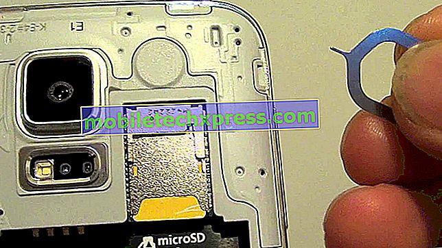 إصلاحات سريعة لمشاكل بطاقة سامسونج غالاكسي S5 microSD ومشاكل التخزين