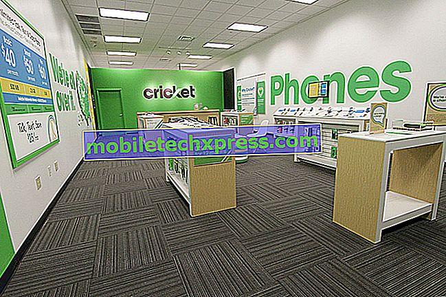 Cricket Wireless til at tilføje ubegrænsede opkald og tekster fra Mexico og Canada