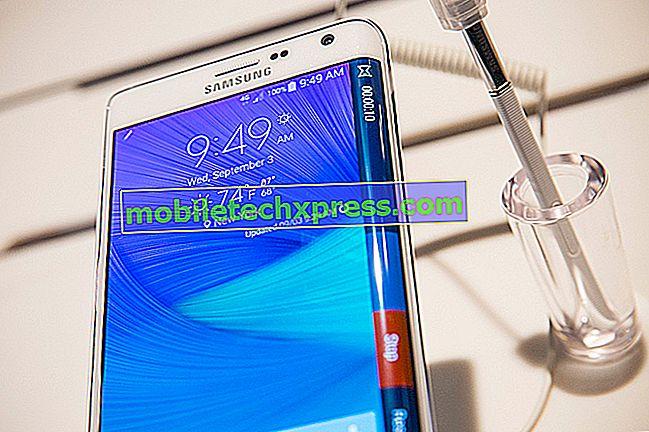 Galaxy Note 5 Tutorial: Namestitev kartice SIM in polnjenje telefona
