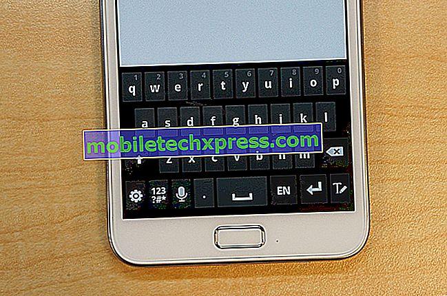 """Error de Galaxy S8 """"Desafortunadamente, el teclado de Android se ha detenido"""" [guía de solución de problemas]"""
