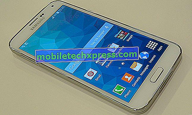 Galaxy S5 verliert mobile Datenverbindung, weitere Verbindungsprobleme