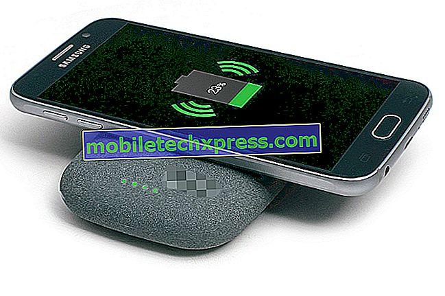 Hva bør du gjøre hvis din Samsung Galaxy S9 ikke vil lade opp med kablet lader?