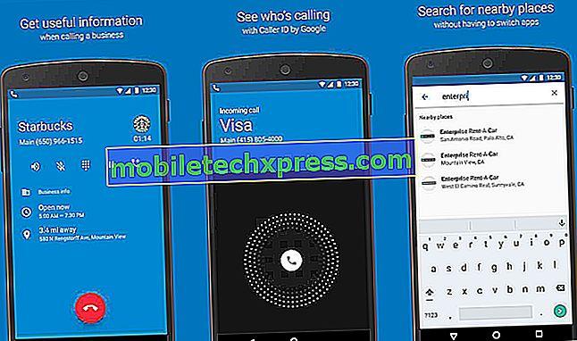 Google, Google Play'e Rehber ve Telefon uygulamaları ekler