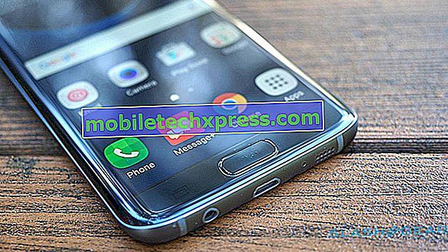 Samsung Galaxy S7 Edge tự động đính kèm hình ảnh vào văn bản, các sự cố nhắn tin văn bản khác