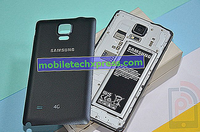 Jak opravit Samsung Galaxy Note 4, který se nenabíjí - Průvodce řešením problémů