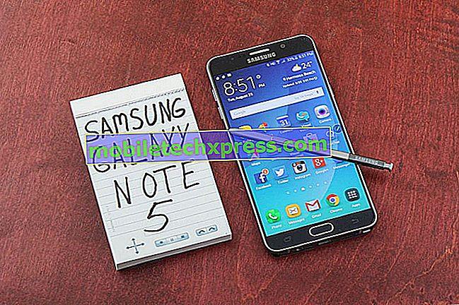 Samsung Galaxy Note 9 Batarya Deşarjları Çok Hızlı Nasıl Onarılır