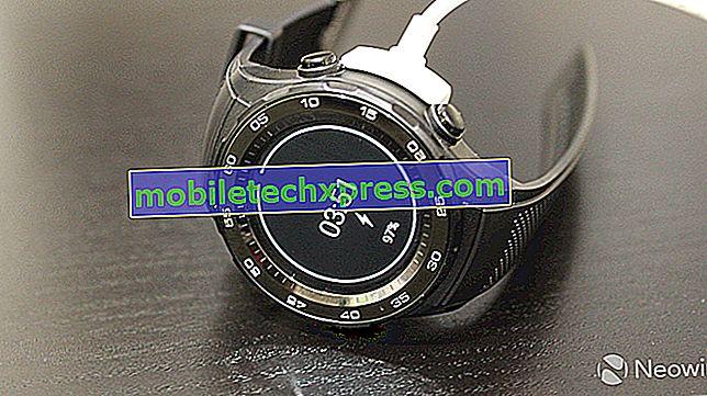 Huawei Watch wurde möglicherweise aufgrund eines Softwareproblems verzögert