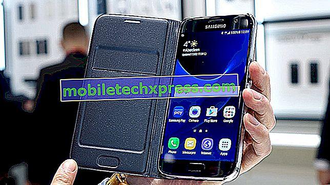 Comment résoudre les problèmes de Samsung Galaxy S7 Edge avec l'erreur «Malheureusement, les paramètres ont été arrêtés»