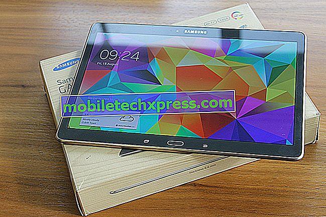 Samsung Galaxy Tab S 8.4 (WiFi) wird jetzt auf Android 5.0.2 aktualisiert