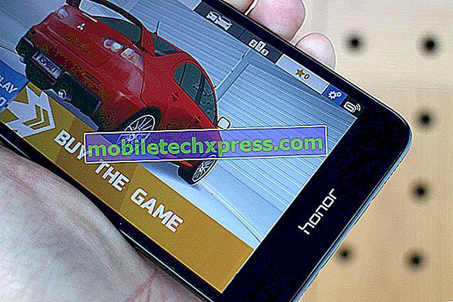 Problème de scintillement de l'écran Huawei P9 et autres problèmes connexes