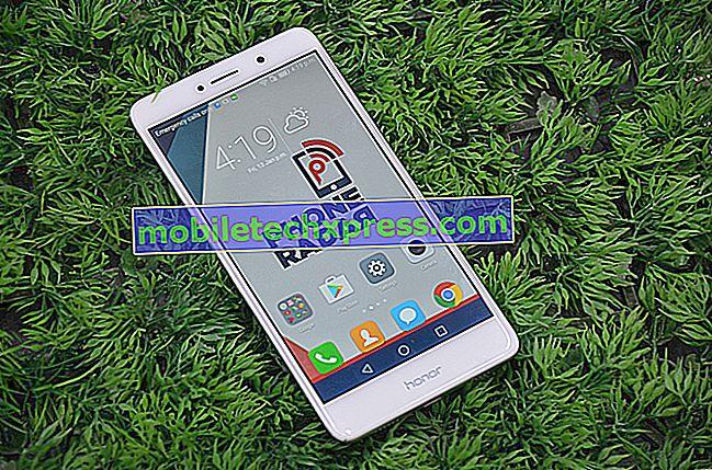 """Samsung Galaxy Poznámka 5 zobrazující """"Bohužel, Galerie se zastavila"""" po Nougat update [Průvodce řešením problémů]"""