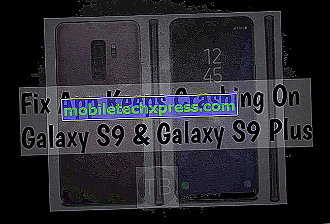 Jak naprawić aplikacje Samsung Galaxy J7 Keep Crashing
