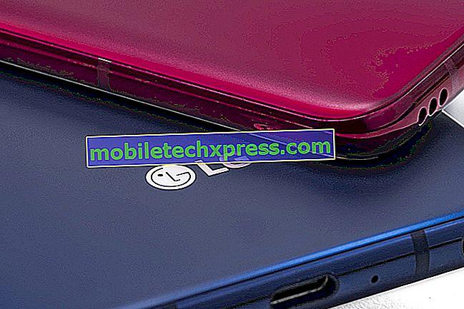 Cách khắc phục LG G7 ThinQ tắt khi chụp ảnh