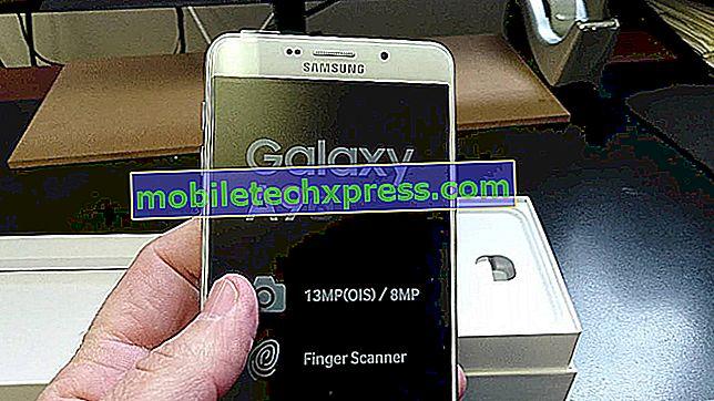 """Kaip nustatyti """"Deja,"""" IMS paslauga """"sustojo"""" Galaxy A9 """""""