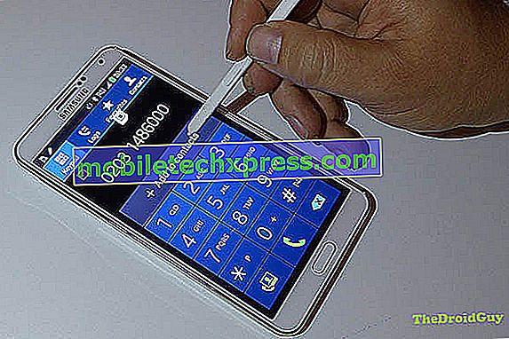 حلول لمشكلات اتصال Samsung Galaxy Note 3 Wi Fi أو اتصال بيانات الجوال الجزء الأول 2021